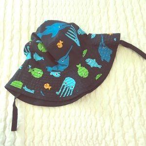 Cutest Gymboree Summer Swim Hat, 2T-3T